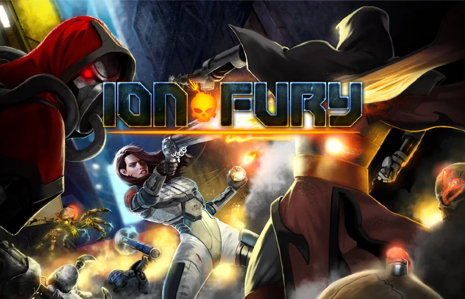 Quick look back to Ion Fury
