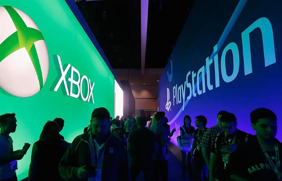 PlayStation vs Xbox, pt.1