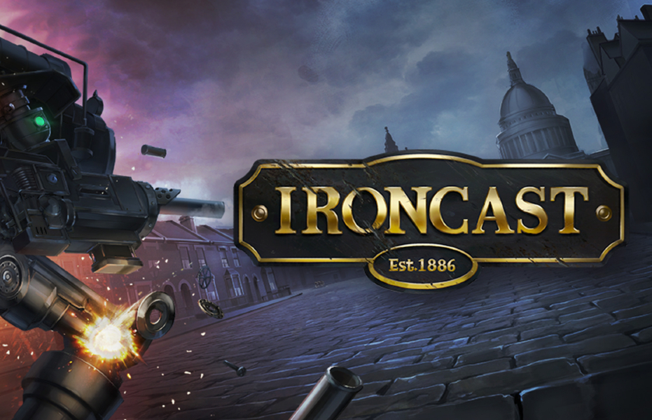 Ironcast is free in EGS!