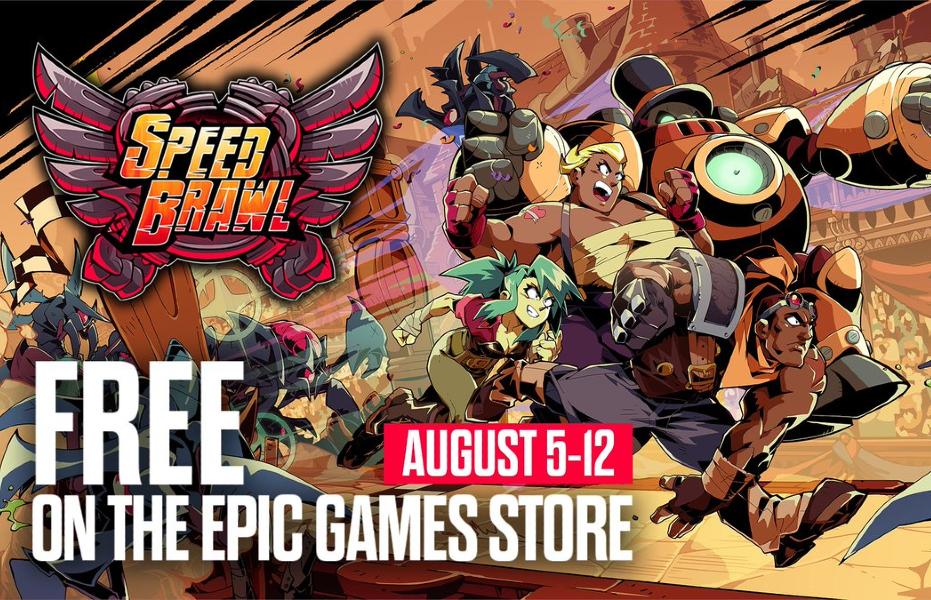 Grab Speed Brawl for free!